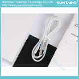 Cable del USB del papel de aluminio para el androide