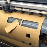 Trazador de gráficos del corte de la etiqueta engomada del vinilo de la ropa