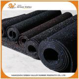 Tapete de pavimentação de borracha de Rolls do fabricante de China da alta qualidade para a ginástica