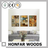 Абстрактная картина искусствоа стены холстины для домашнего декора
