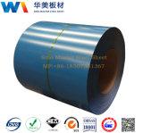 Matériau de construction bleu de couleur de la qualité Jisg3312 PPGI