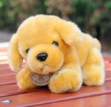 귀여운 연약한 강아지 박제 동물 견면 벨벳 장난감