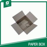 Картонная коробка качества еды Corrugated для упаковывать мороженного