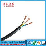 Kurbelgehäuse-Belüftung Insulation&Sheath elektrisches/elektrisches kupferner Draht-flexibles Kabel