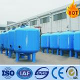Filtro de água ativo industrial do carbono
