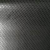 靴のための浮彫りにされたZ整形スエードのMicrofiber PUの革は袋に入れる(HS-M1702)