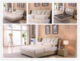 Новая кровать мебели дома самомоднейшей конструкции (9558)