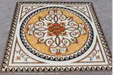Carreaux de tapis de sol en porcelaine poli brillant d'hôtel