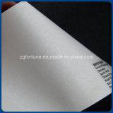 papel de empapelar de cuero solvente de la textura del grano del 107cm Eco