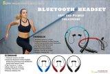 Auscultadores sem fio dos auriculares de Bluetooth da garantia por atacado conservada em estoque da alta qualidade