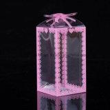 O luxuoso personalizado da caixa de presente da caixa dos doces do PVC brinca a caixa dos ofícios