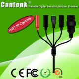 IP сети обеспеченностью CCTV наблюдения камер 2.4MP/3MP с реальным WDR