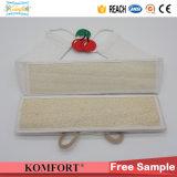 Естественная щетка сухой кожи оптовых продаж скруббера ванны перчатки люфы (KLB-137)