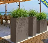 ホテル、家およびアパートの床の植木鉢のためのステンレス鋼の鋳造