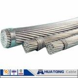 Preço de fábrica! Linha de Transmissão Geral Condutor de alumínio nu AAC AAAC ACSR Acar Acs Acss / Tw Galvanized Steel Wire