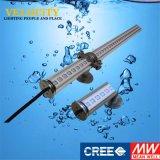 acciaio inossidabile IP68 RGB LED dell'indicatore luminoso approvato della piscina di 12V/24V RoHS