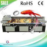 Heißer Verkaufs-UVflachbettdrucker-hohe Produktions-Geschwindigkeit, breit Verwendungsgebiet
