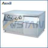 Tableau de réfrigérateur de la salade Ts1800 de matériel de restauration