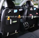 2017 reciclar el bolso montado vehículo colorido material del almacenaje del fieltro