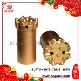 Бит кнопки резьбы, использует самый лучший сплав в Китае