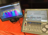 Console de lumière d'étape de contact de tigre de contrôleur de DMX et contrôleur de lumière