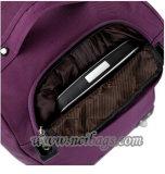 Sacchetto di Duffel portatile dei bagagli del carrello della rotella di corsa