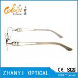 Telaio dell'ottica di titanio di retro stile (T453-C2)