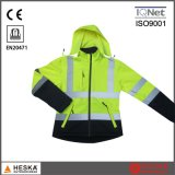 Куртка визави навальной оптовой безопасности отражательная напольная Hi