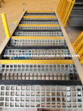 El panel Grating de la fibra de vidrio Composite/FRP/GRP Grid/FRP