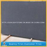 Het goedkope Opgepoetste G654 Donkere Zwarte Graniet van Padang voor Tegels/Plakken/Stappen