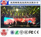 Bildschirm-Bildschirmanzeige des Stadiums-Ereignis-P5.95 (4.81) im Freien farbenreiche Miet-LED hohen der Helligkeits-