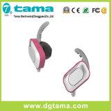 Écouteurs stéréo de Bluetooth de sensation de musique de véritable type sans fil mis à jour neuf de sports