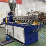 De tweeling Plastic Granulator van de Extruder van de Schroef voor PE Korrel