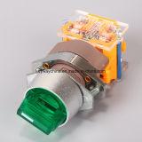 Geleuchteter Drehdrucktastenschalter (LA118A Serie) 220V