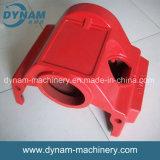 Soem-Maschinerie-Teil-Niederdruck-Aluminiumlegierung Druckguß
