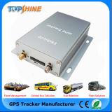 Detector de temperatura Sensor de temperatura Desbloqueio Bloqueio GPS Vehicle Tracker