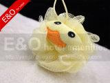 Esfera animal do banho do bebê do engranzamento do pato