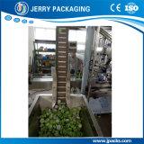 Plástico automático de la fuente de la fábrica y equipo que atornilla que capsula del casquillo del metal