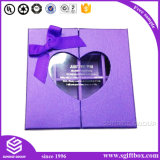 Spcial Design Heart Paper Box Packaging Chocolat Candy