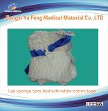 供給45cmx45cm-4plyの吸収性の外科ラップのスポンジ