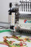 Geautomatiseerde 9 Naald Commercial Embroidery Machine voor 2 hoofden Computerized borduurmachine