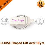 カスタムギフト(YT-3288-03)のための移動式携帯電話USB3.0のディスク