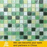 мозаика 8mm крася для украшения Дубай Serirs стены (зеленого цвета Moka картины желтого)