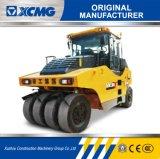 Capacidad oficial del rodillo de camino del fabricante XP263 26ton Pneummatic de XCMG