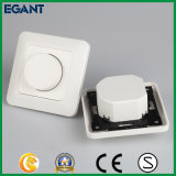 Estilo europeu de estilo flush LED Single Color Dimmer