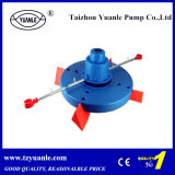 Aérateur de roue de palette pour la crevette, l'étang et la pompe de flottement de pisciculture