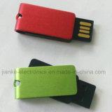 Memória Flash do USB da alta qualidade com o logotipo impresso