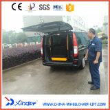 ヴァンおよびミニバス(WL-D-880U-1150)のための十分に電動車椅子の上昇