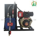 Bomba Diesel horizontal do encanamento da prevenção da inundação da eficiência elevada