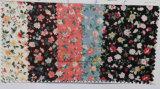 Laço de arco floral impresso floral impresso